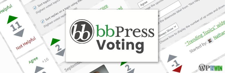 bbPress Voting
