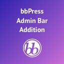bbPress Admin Bar Addition logo