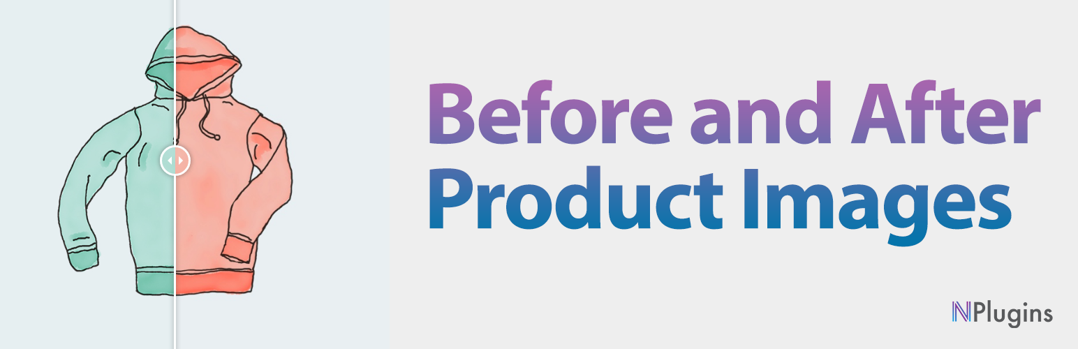 Before and After Product Images for WooCommerce