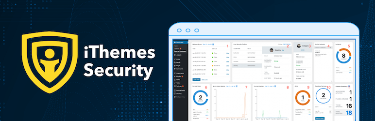 iThemes Security (formerly Better WP Security) By iThemes