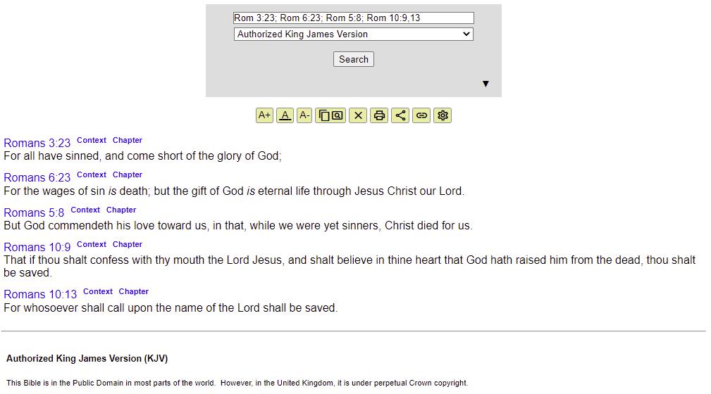 Enabling Bible Translations