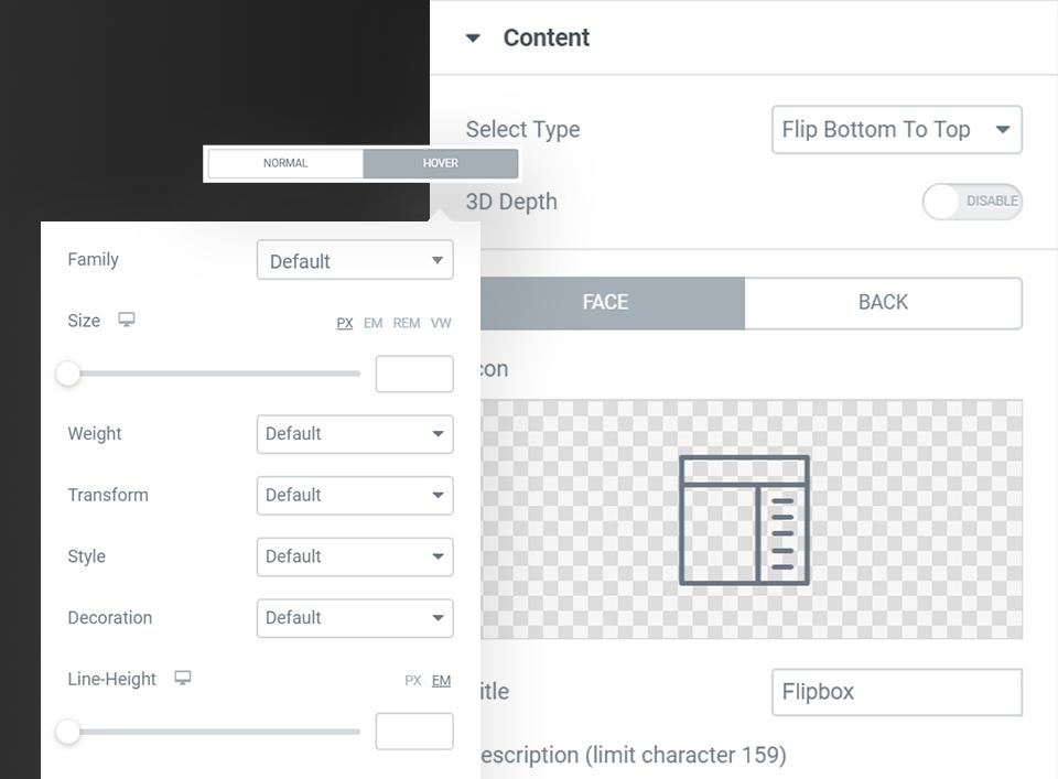 Black Widgets For Elementor