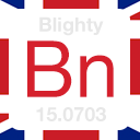 Blighty Notify logo