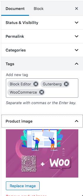 Block Editor For WooCommerce