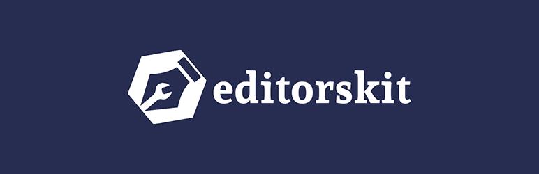 Gutenberg Block Editor Toolkit – EditorsKit
