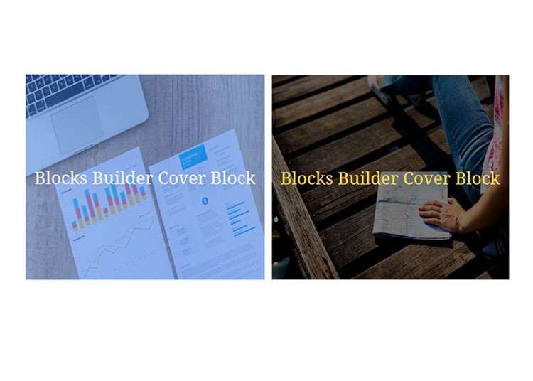 Cover Image Block