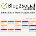 Blog2Social: Social Media Auto Post & Scheduler logo