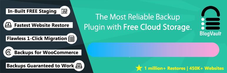 BlogVault Plugin