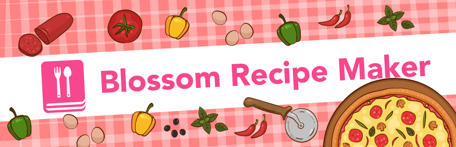 Blossom Recipe Maker