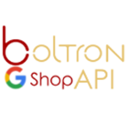 Boltron Gshop Api Wordpress プラグイン Wordpress Org 日本語