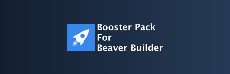 Booster Pack for Beaver Builder