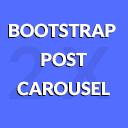 Bootstrap Carousel 2x Post Widget logo