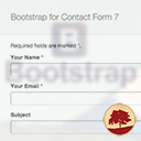 Bootstrap for Contact Form 7 logo