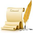 Bootstrap Multi-language Responsive Testimonials logo