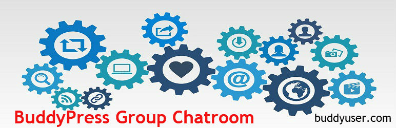 BuddyPress Group Chatroom