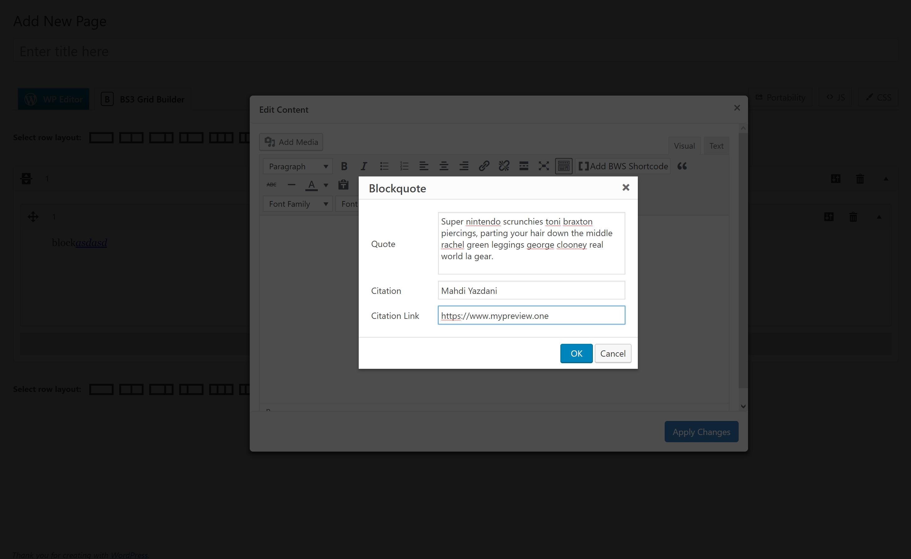 BS3 Grid Builder - 1 0 5 : WordPress Plugin Detail