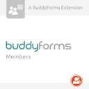 BuddyForms Members logo