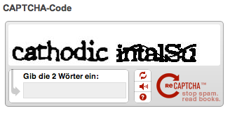 reCAPTCHA Form On The Front-end