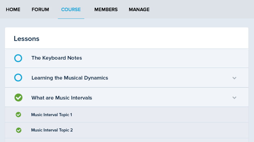 <strong>Course Group</strong> - Associate LearnDash courses with BuddyPress groups.