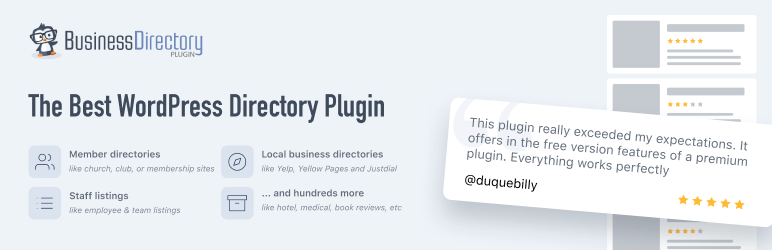 Business directory plugin wordpress accmission Gallery