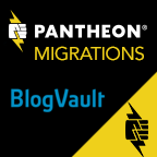 Pantheon Migrations logo