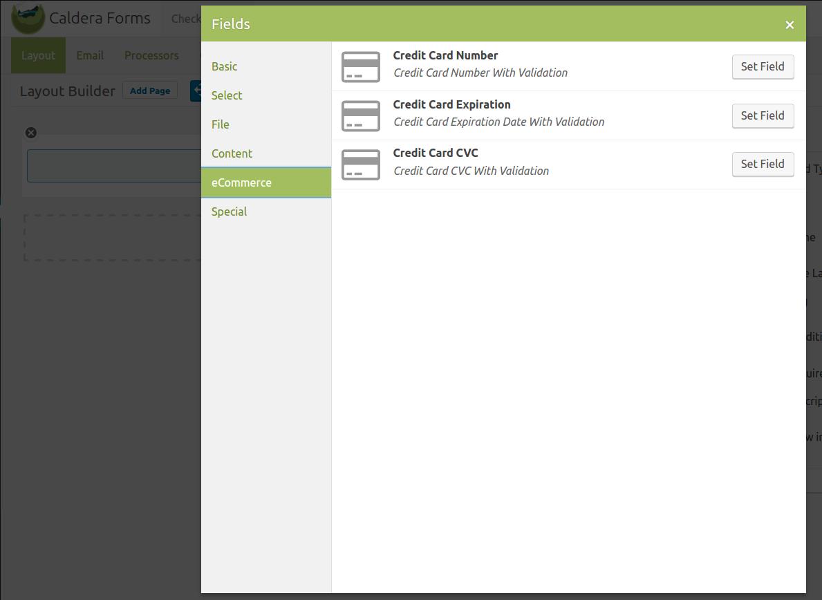 Caldera Forms – More Than Contact Forms — WordPress Plugins