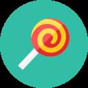 Candy Social Widget logo