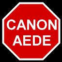 Canon AEDE logo