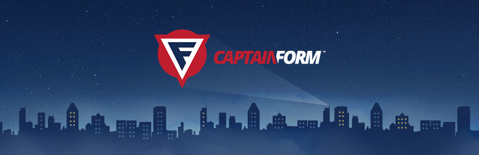 Forms by CaptainForm – Form Builder for WordPress — WordPress Plugins