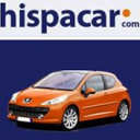 car rental booking engine by Hispacar logo