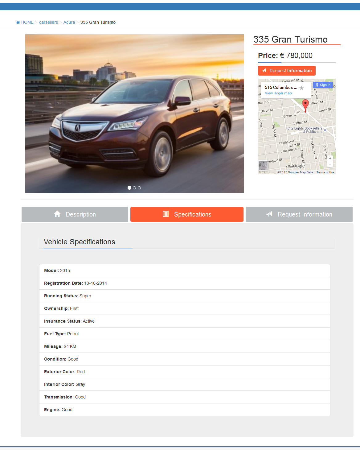 Car Seller – Auto Classifieds Script | WordPress.org