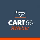 Cart66 Cloud Aweber logo