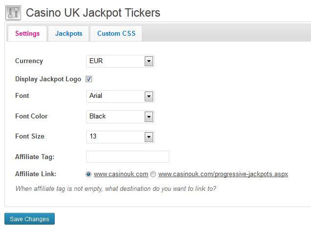 Casino jackpot ticker silver sliper casino