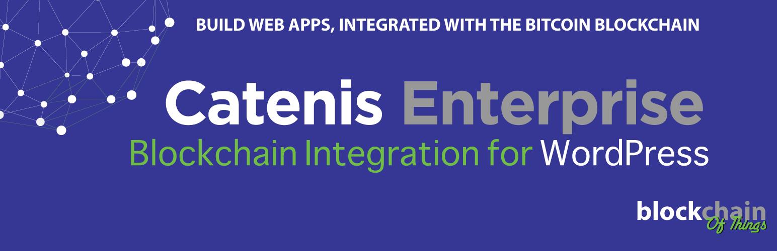 Catenis API Client for WordPress