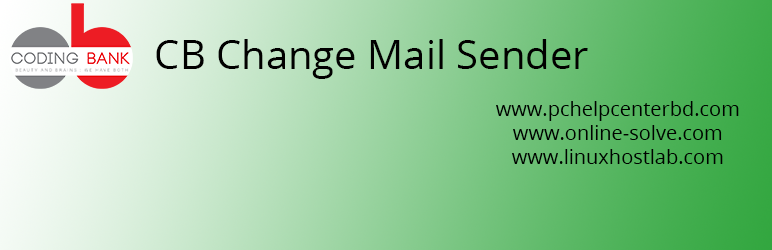 CB Change Mail Sender