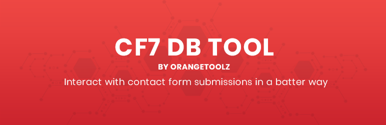 CF7 DB Tool