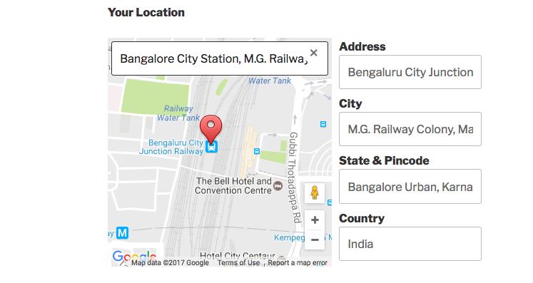 Google Map for Contact Form 7 – WordPress plugin | WordPress org