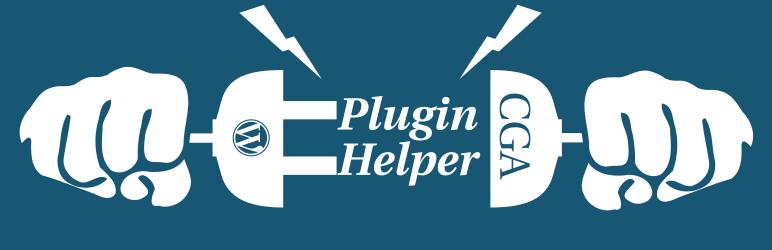 CGA Plugin Helper