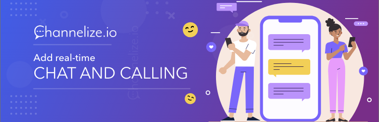 Real-time User-to-User Chat, Video & Voice Calling for WordPress