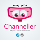 Channeller – Telegram Channel Administrator