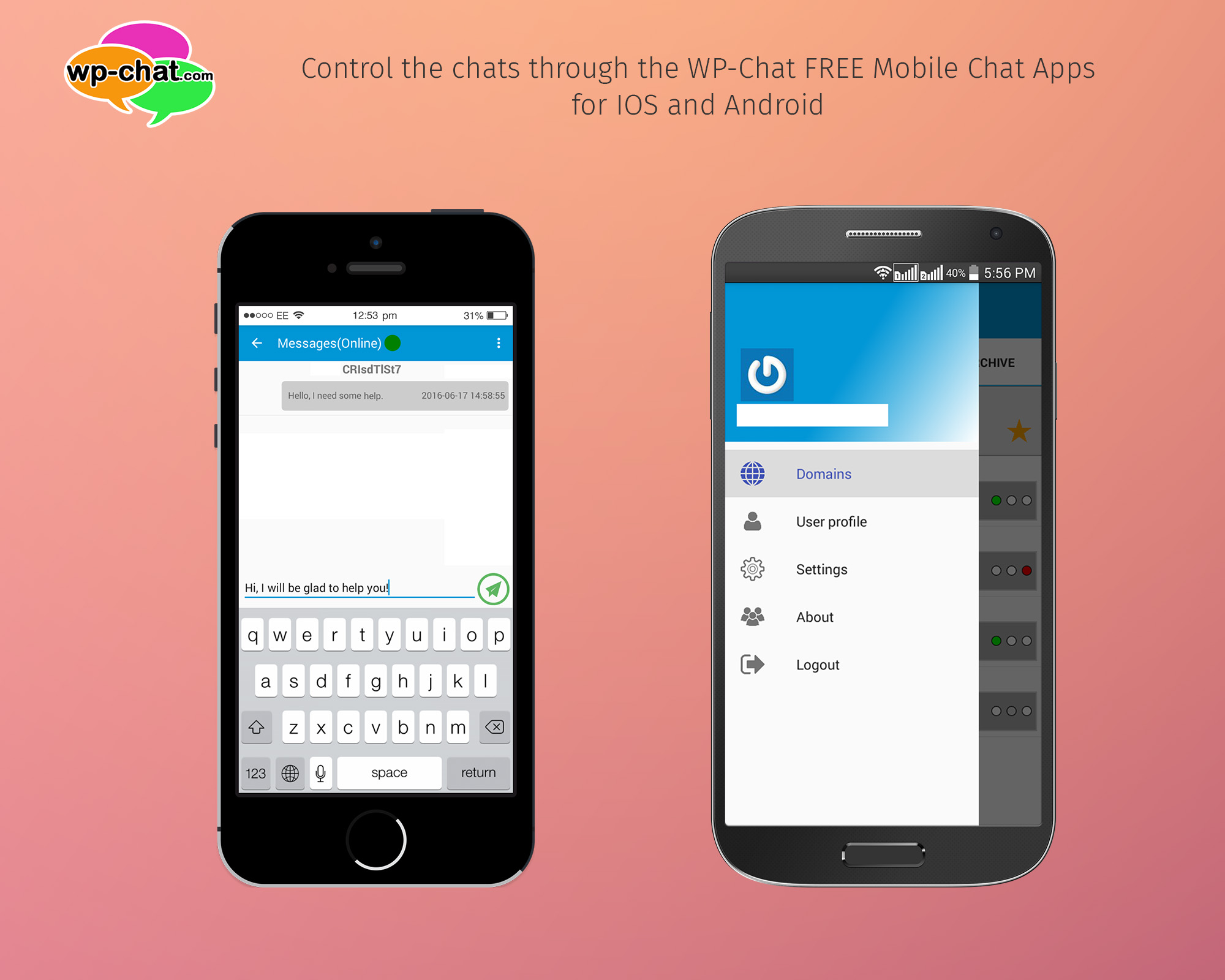 Free mobile chatting site