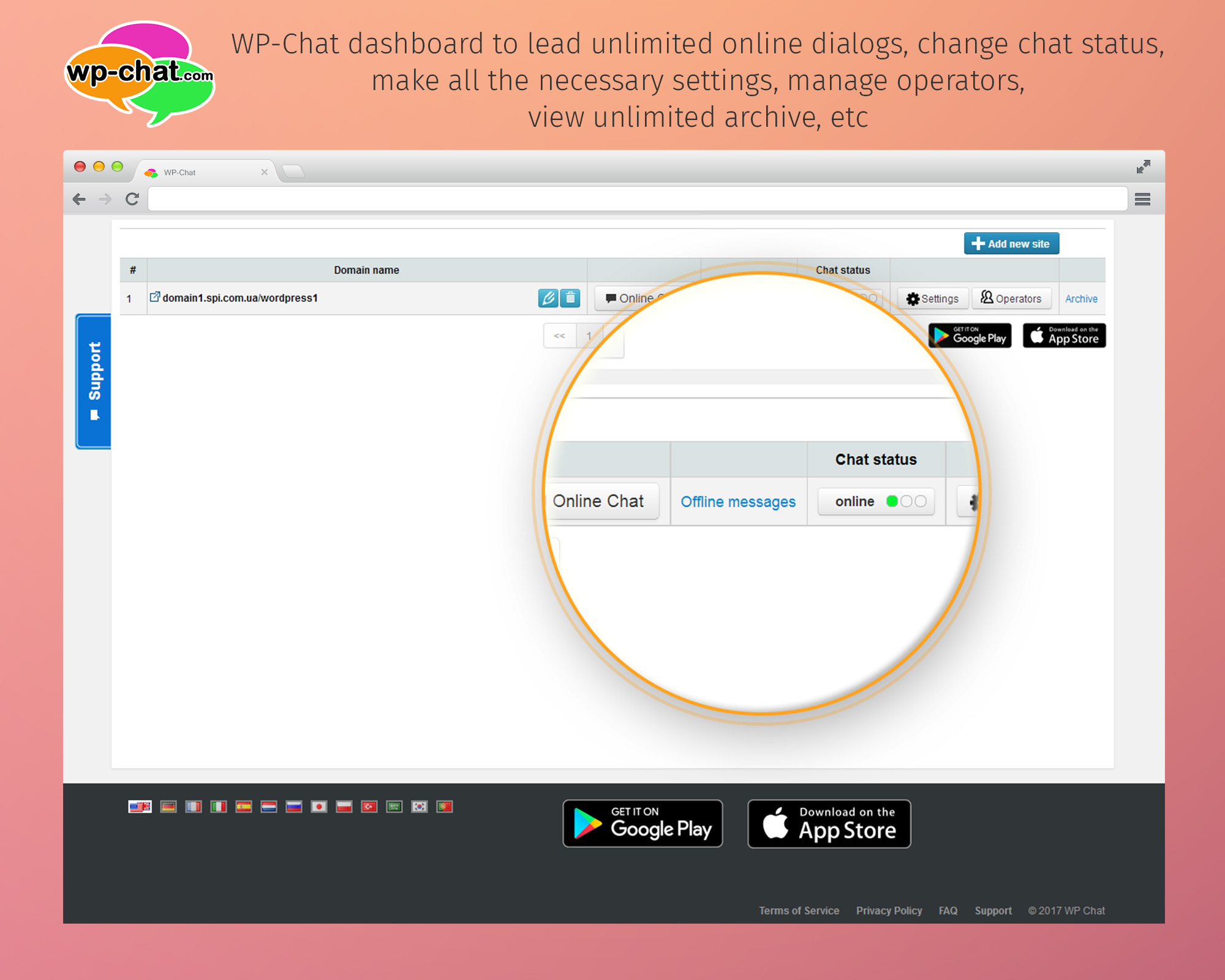 Chat – Live Chat, Support, Sales | WordPress.org