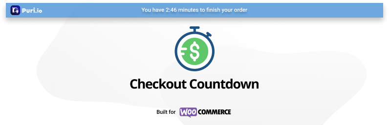 Checkout Countdown for WooCommerce – FOMO Cart Abandonment