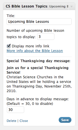 christian-science-bible-lesson-subjects screenshot 1