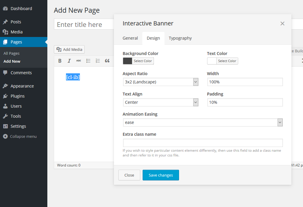 Great customizability with an intuitive to use editor