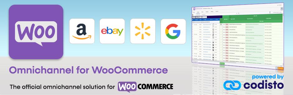 WooCommerce Amazon & eBay Integration – Codisto LINQ by