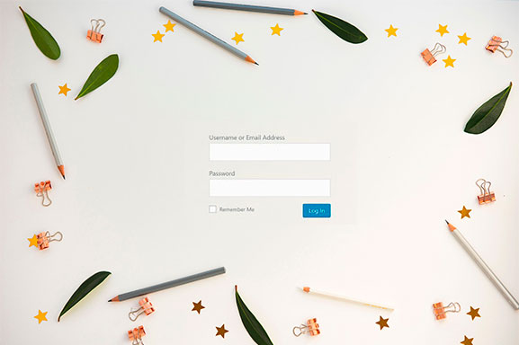 Custom Login Page Customizer by Colorlib