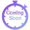 Coming soon and Maintenance mode logo