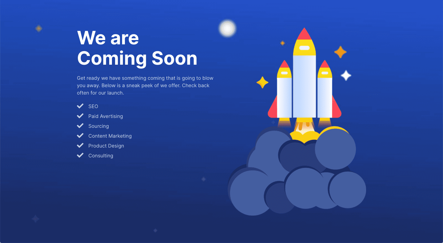 Maintenance Mode Example