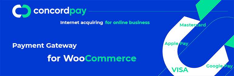 WooCommerce – ConcordPay Payment Gateway